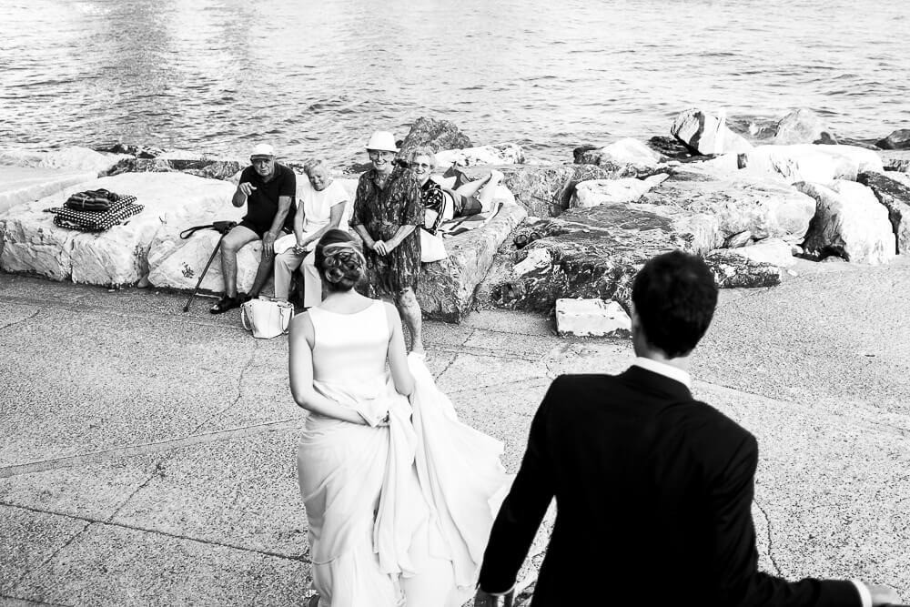 Matrimonio elegante al Castello Canevaro