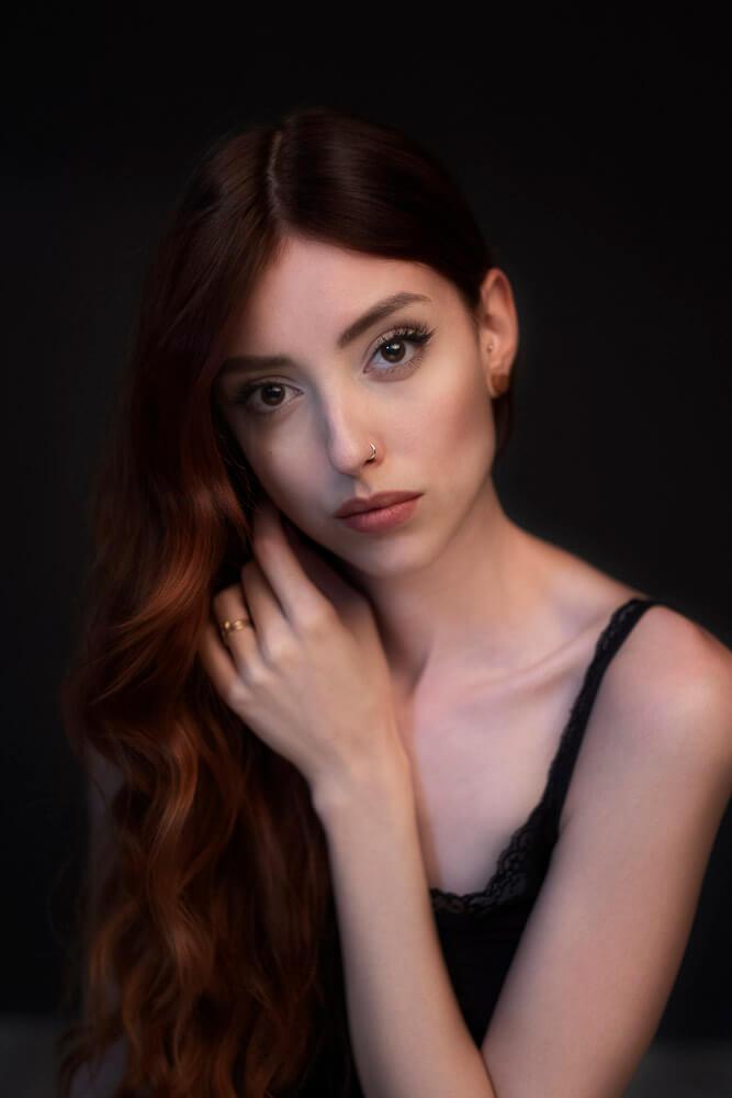 fotografo professionale per artista