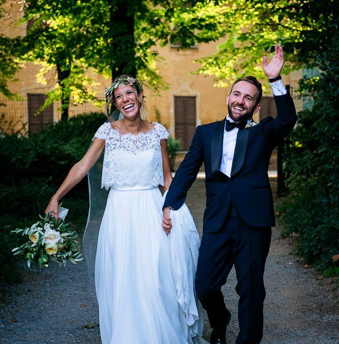 Servizio fotografico per matrimonio a Vimercate, presso la Corte Rustica Borromeo