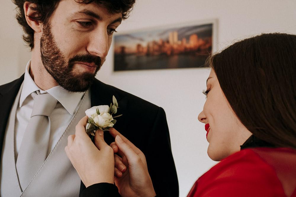 preparazione matrimonio brusaporto