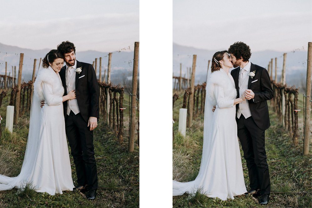 matrimonio all'aperto brusaporto