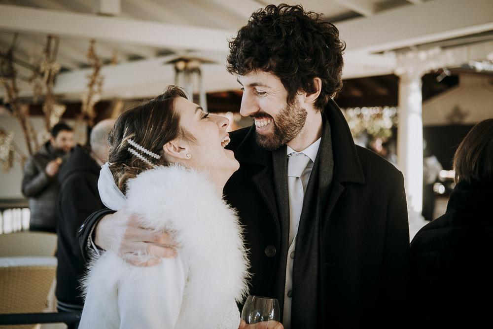 matrimonio in inverno a brusaporto