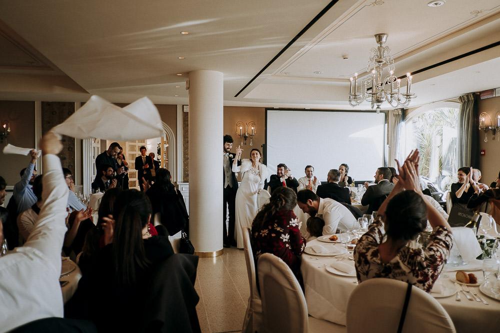ricevimento di nozze brusaporto