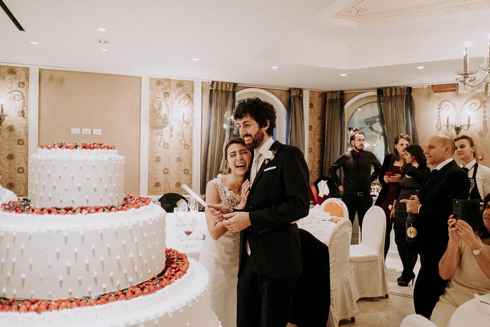 torta nunziale brusaporto