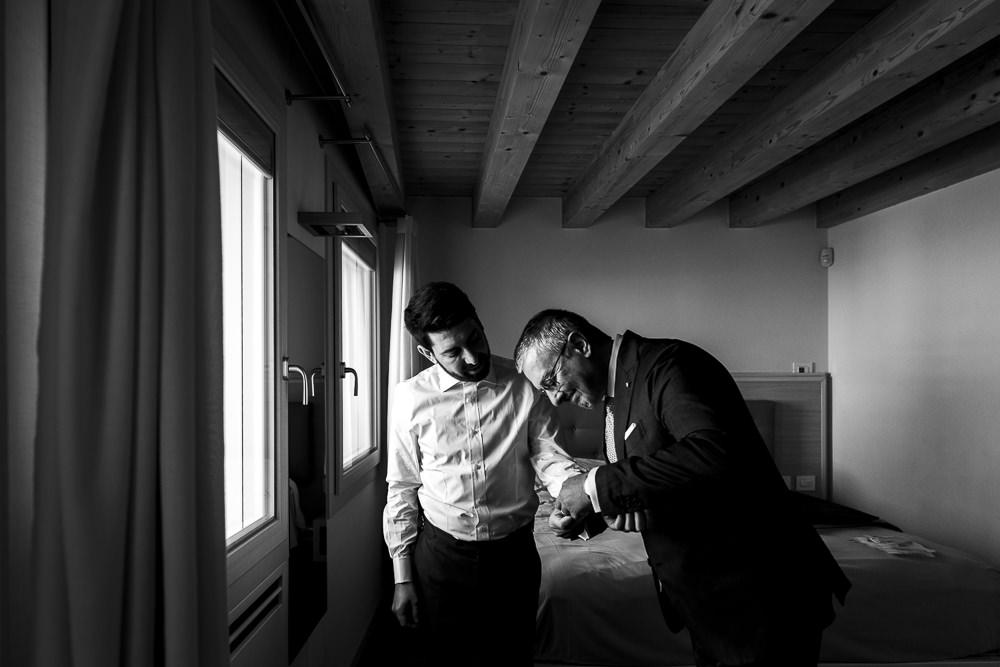 Fotografo Matrimonio Verona: Servizio fotografico elegante Castello di Soave by Gabriele Capelli