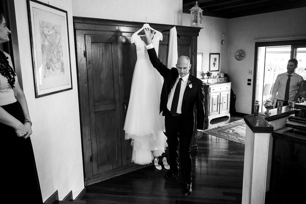 Gabriele Capelli: Fotografo Matrimonio Verona Al Castello di Soave