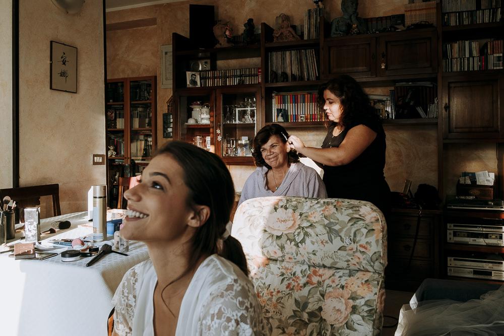Servizio Fotografico matrimoniale Milano a Villa Castelbarco by Gabriele Capelli