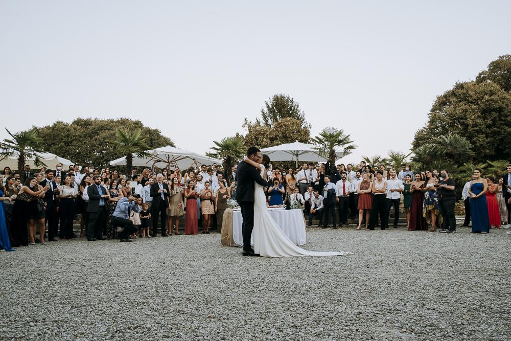 Servizio Fotografico matrimoniale Milano a Villa Castelbarco
