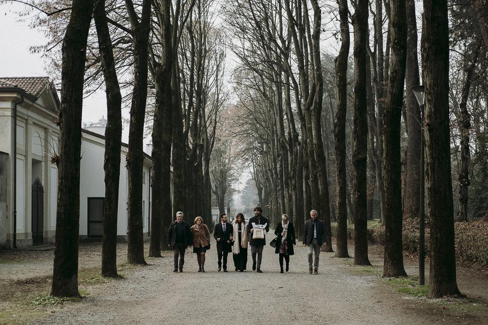 Servizio Fotografico matrimoniale Monza presso Villa Reale