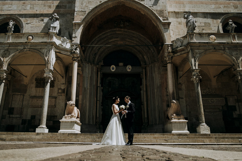 Ritratto Coppia Matrimonio Cremona