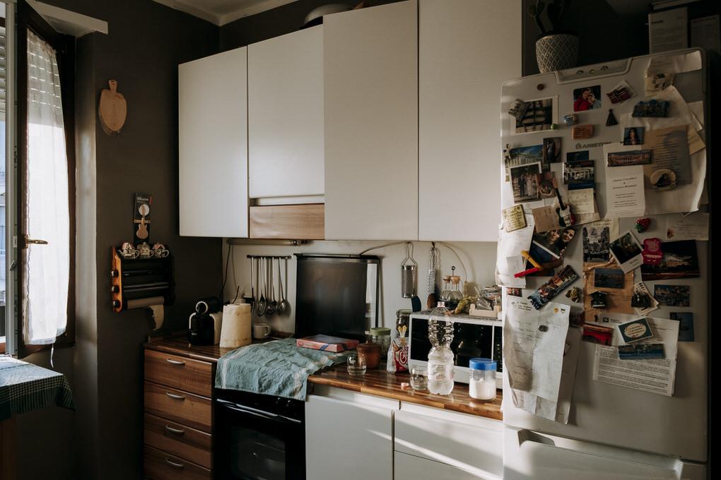 Nidi: Ogni casa racconta chi la abita